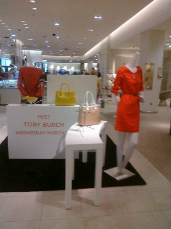 Tory Burch Fashion Event At Saks Fifth Avenue Blog